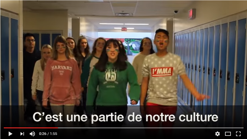 Finalist 1 2015 French Immersion Contest