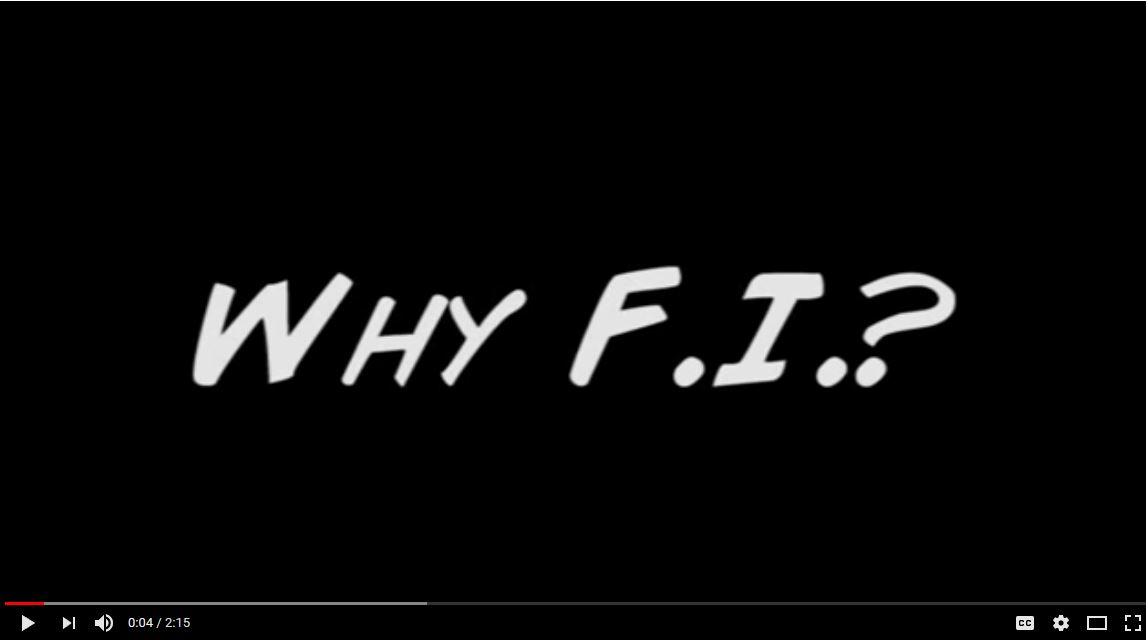 Why FI